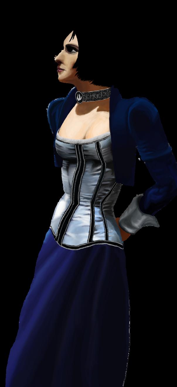Elizabeth by stimpyrules
