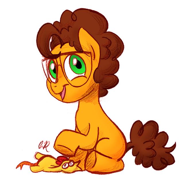 MLP - Baby Cheese Sandwich by SlushiOwl on DeviantArt