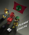 DHMIS - PLEASE HELP