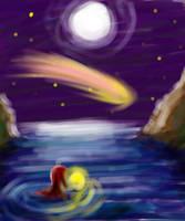 Falling Stars by psycho23