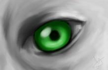 Just an eye sketch by psycho23