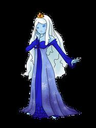 Art Trade: Frost Princess by kaguraroxmysox by psycho23