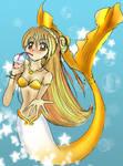 Rebekah -Mermaid Form-