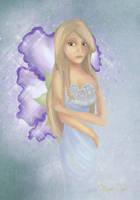 Wings: Laurel by oceanstarlet