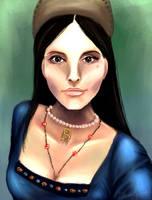 Anna Bolina by oceanstarlet