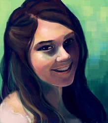 Lara by oceanstarlet