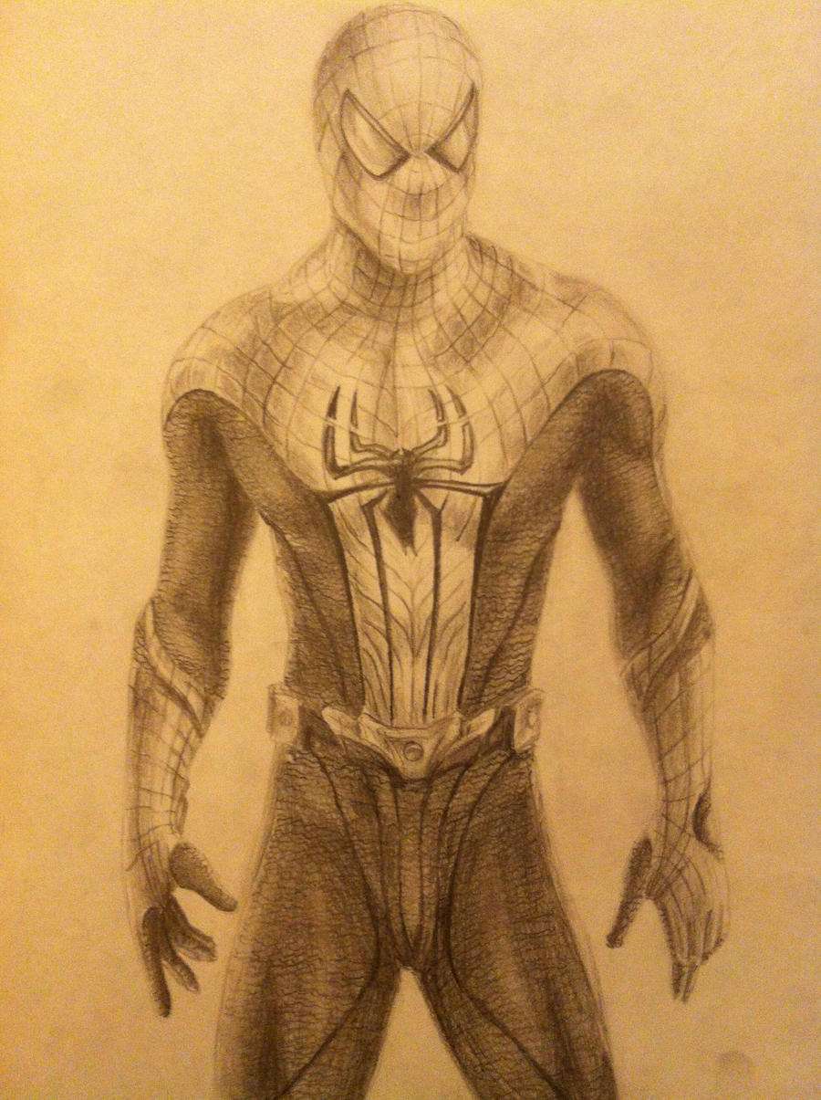 the amazing spider man 2012 by devianthai on deviantart