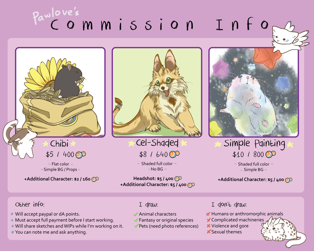 Commission Info by aconite-pawlove