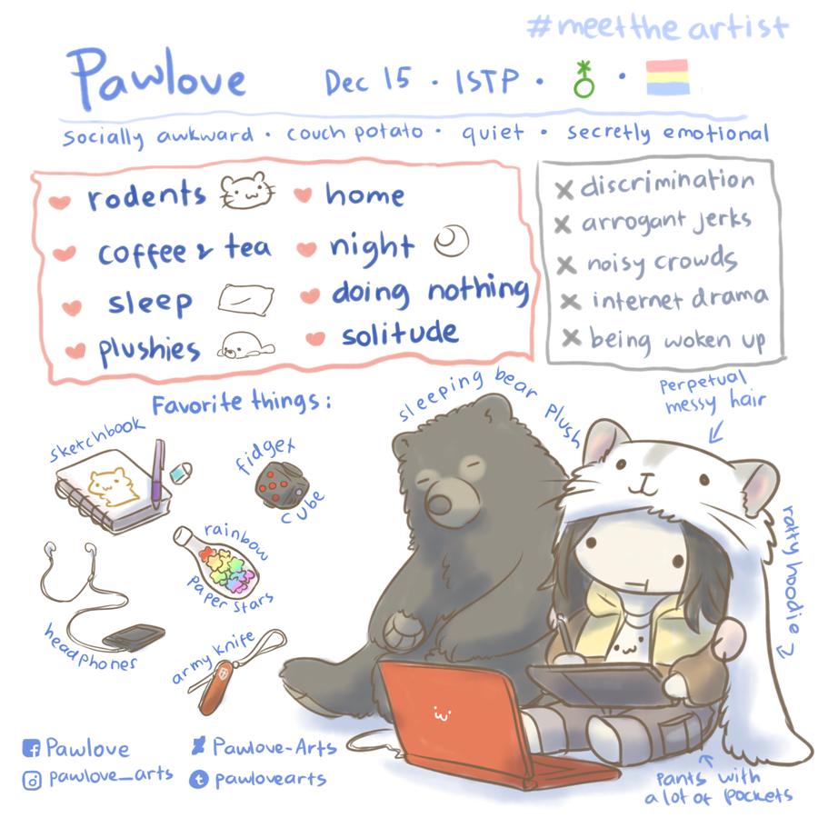 Pawlove-Arts's Profile Picture