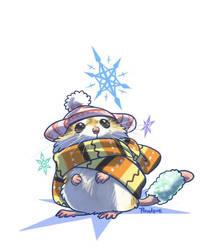 December Mood by Pawlove-Arts