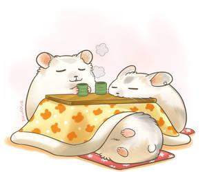 Kotatsu by Pawlove-Arts