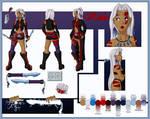 Kida - Character Sheet