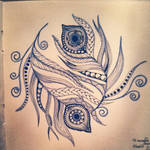 My Zendoodle 365-project, day55
