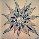My Zendoodle 365-project, day 70