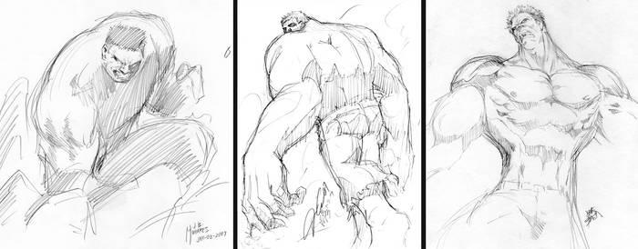 Art Jam Hulk 1-3-07