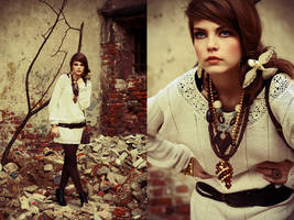 Miss Autumn II by fitusia