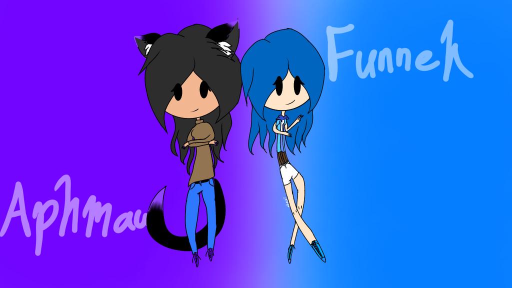 Funnehmau by LexiDaPotatoArtist