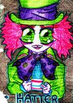 The Mad Hatter Chibi