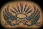Jaxon Memorial Tattoo