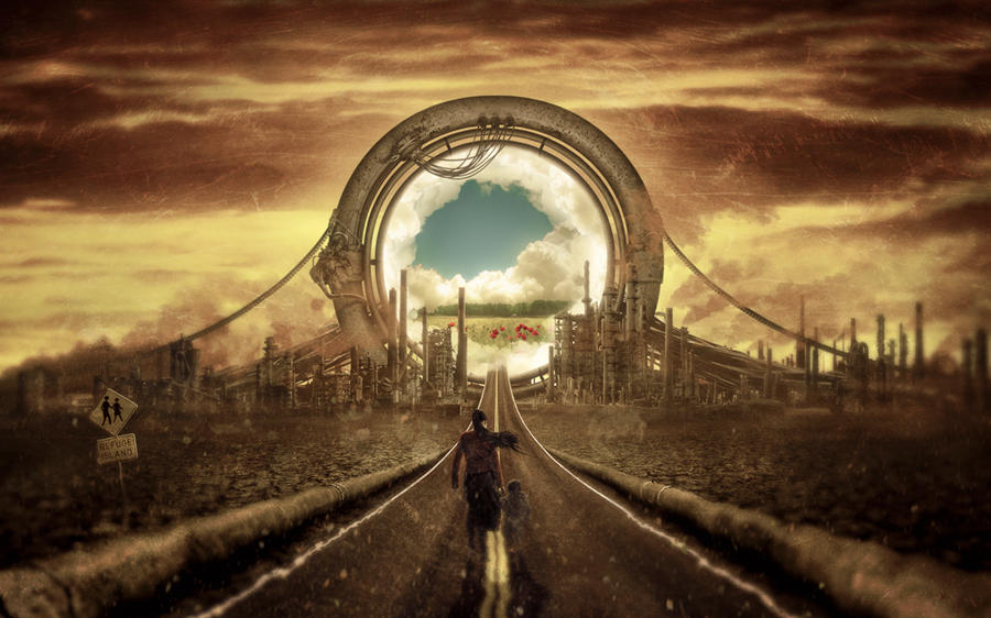 The Gate by Rowye