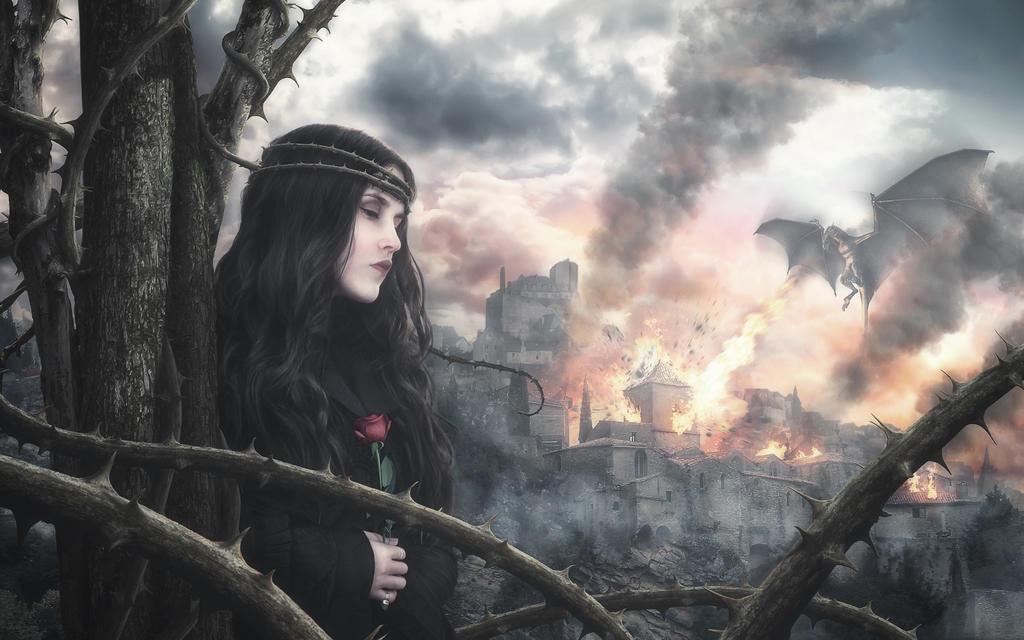 Exodus III: Resignation by Rowye