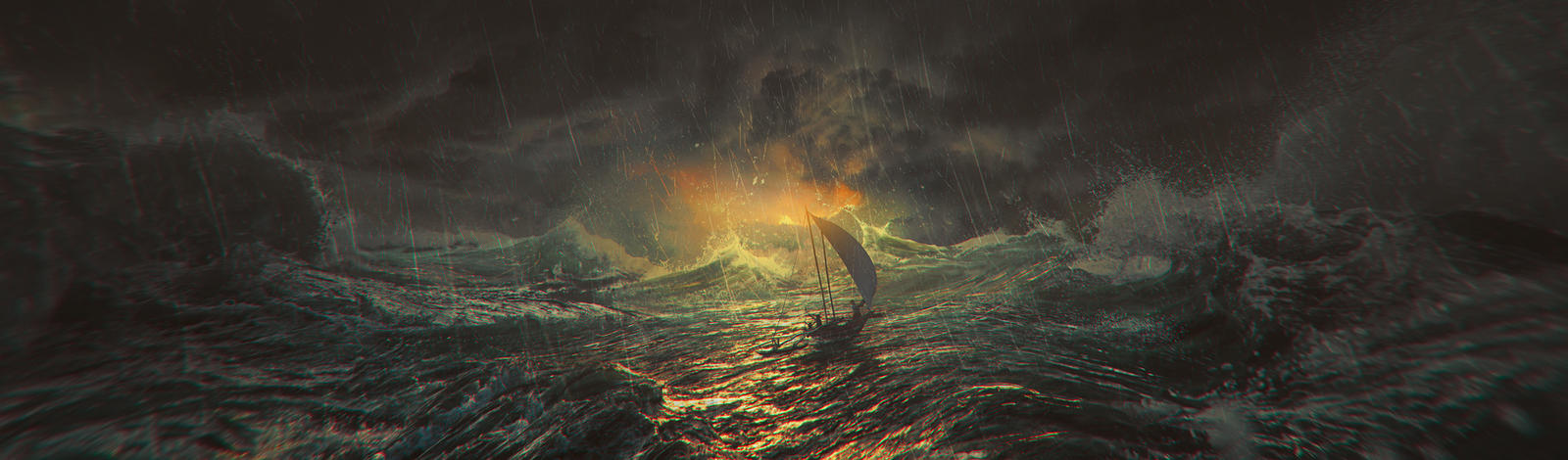 Cross Symphonic - A Flame in the Hurricane by Rowye
