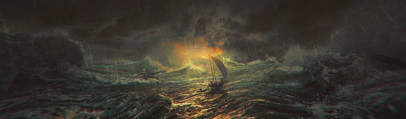 Cross Symphonic - A Flame in the Hurricane