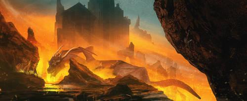 Escape the Dragon's Lair