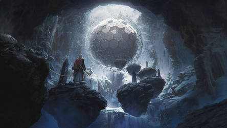Future Indefinite - Oculus (Cover art)