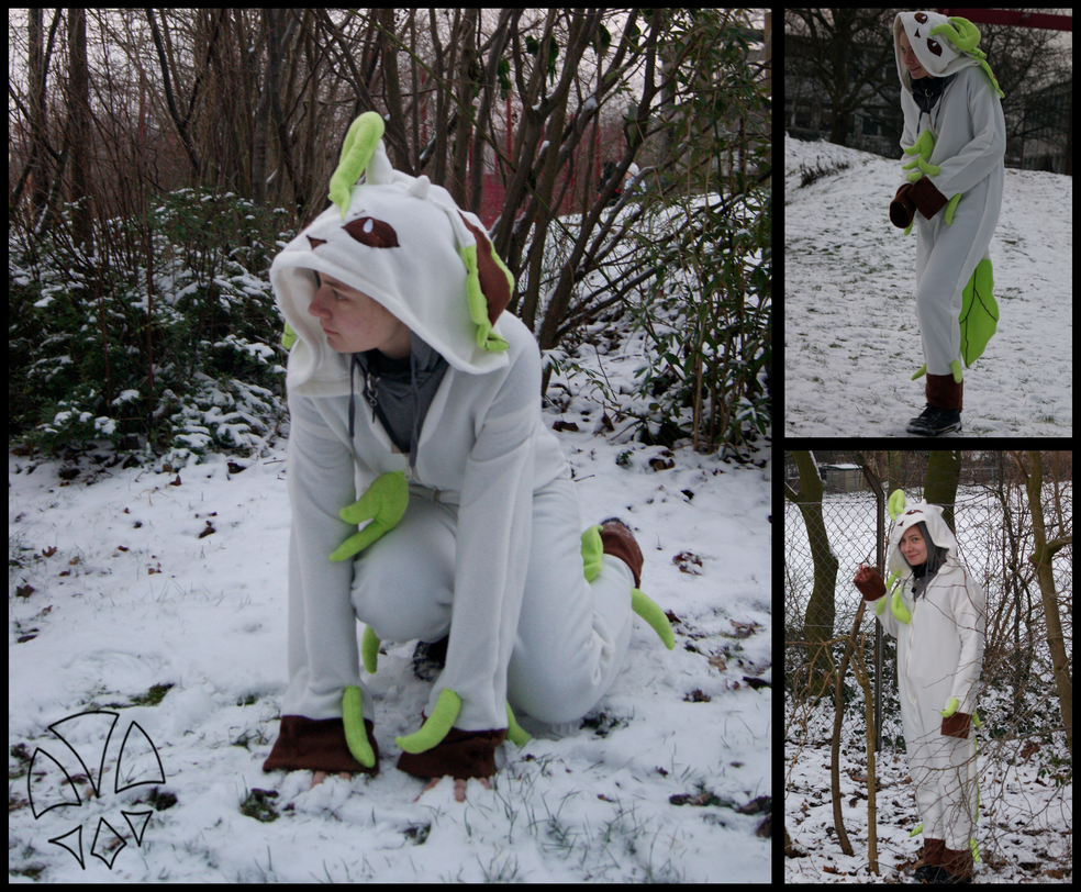 Leafeon Cosplay For Sale images - 174.3KB