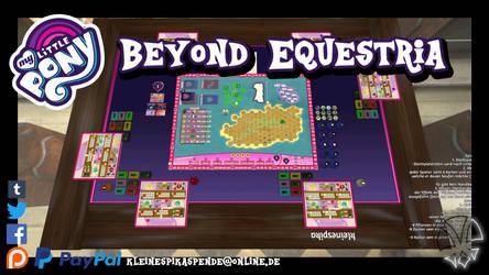 Beyond Equestria (Fanmade Brettspiel) by kleinespika