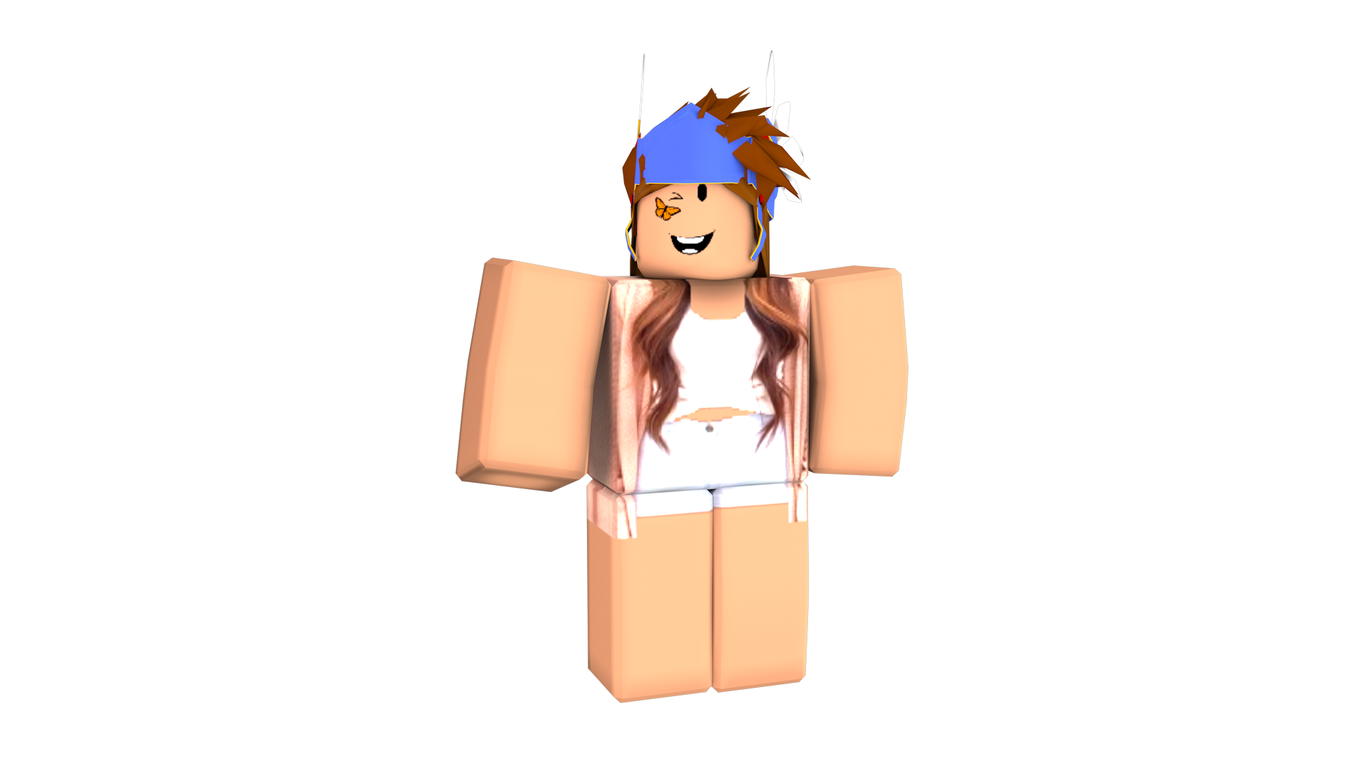 That one girl roblox