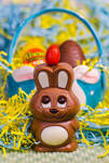 Happy Easter: Egg Head by Loffy0