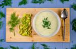 Cream of Leek Soup!