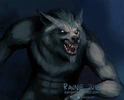 ESO - Werewolf by Ravnie