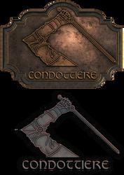 ESO - Condottiere Logo by Ravnie