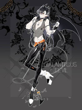 Calamitous Devil Auction Adopt