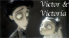 Victor-x-Victoria Stamp by Madame-Kikue