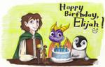 Happy Birthday, Elijah Wood