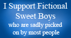 Support Fictional Sweet Boys by Madame-Kikue