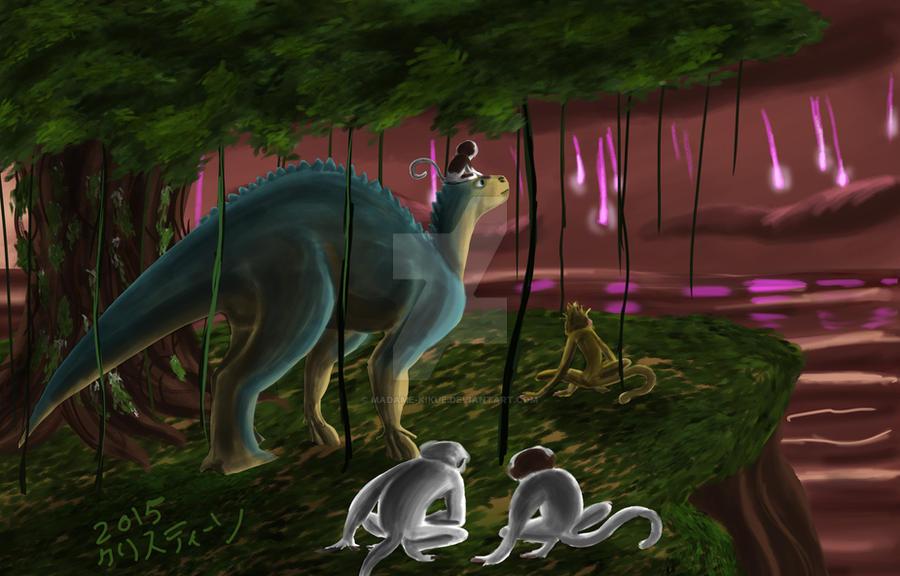 disney pixar dinosaur movie 2000