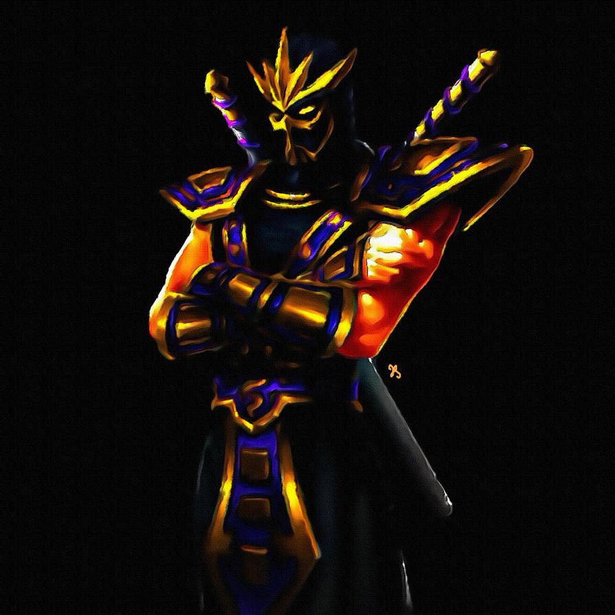 Yellow Jacket Shen by LowBassGuy on DeviantArt