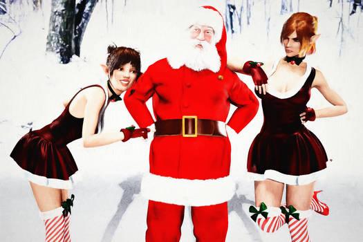 Arnaia X Minyla X Santa