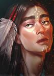 Gender Bender Pocahontas