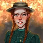 Anne with an E, fanart | JHU