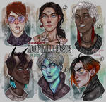 [CLOSED] 20$ SET PRICE,random adoptable busts|JHU by JHUffizi