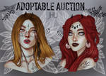 [CLOSED] Adoptable auction | JHU