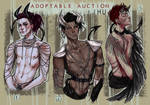 [CLOSED] Adoptable auction, Demons   JHU
