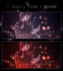 7 Deadly Sins - Greed [tagwall]