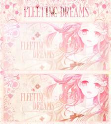 Fleeting Dreams [tagwall]